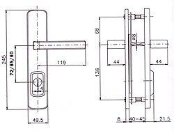 R1/R4 Astra схема