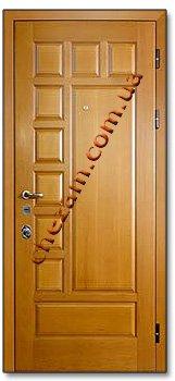 Обшивка входной металлической двери