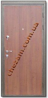 металлические двери с антивандальной пленкой
