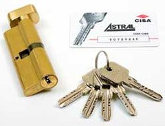CISA ASTRAL Ключ / ручка