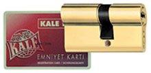 Цилиндры KALE с перфорированными ключами