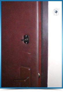 Установка нового дополнительного замка в дверь