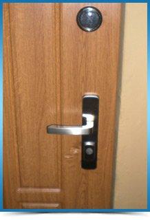 Замена дверных замков после взлома